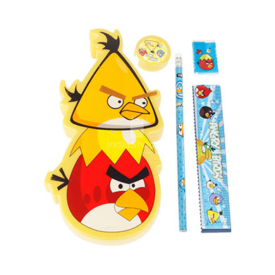 Angry Bird Pencil Box