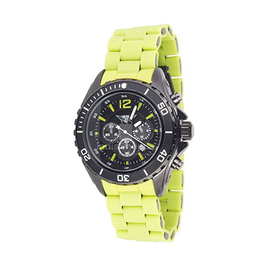 Xcel YSD3075 Chronograph Watch for Men Green