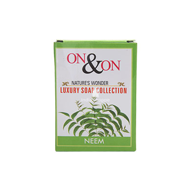 On On Natures Luxury Neem Soap