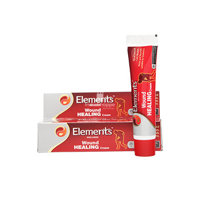 Elements Wound Healing Cream 25Gms
