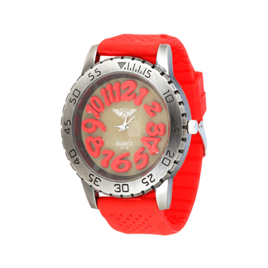 Xcel H12 Analog Watch for Men Red