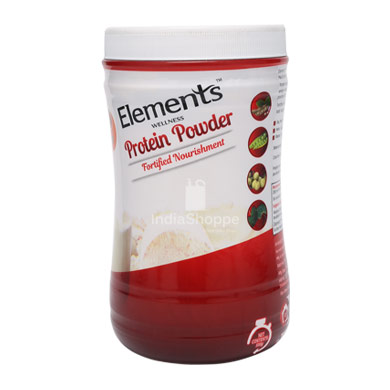 ELEMENTS PROTEIN POWDER 500 GMS