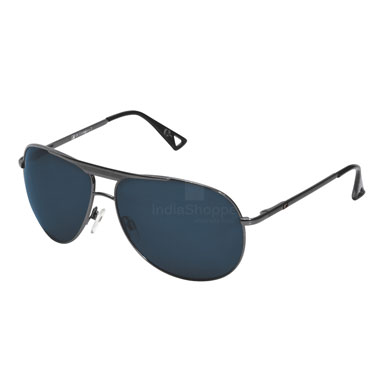 MTV 1029 205 Unisex Sunglasses Smoke