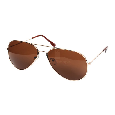 MTV AI 007 201 Sunglasses for Men Brown