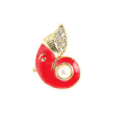 Auraa AR L1 Ganesha Locket Dollar Pendant