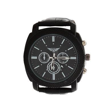 Xcel 6067 Chronograph Watch for Men Black