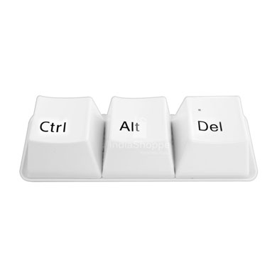 Ctrl Alt Del Cup Set Coffee Tea Mug Set