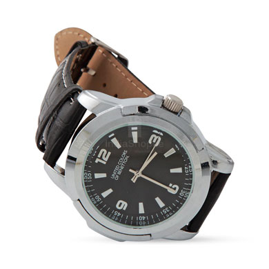 United Colors of Benetton Black Analog Watch