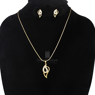 Anokhee AN S19 2 Tone Sets with Chain