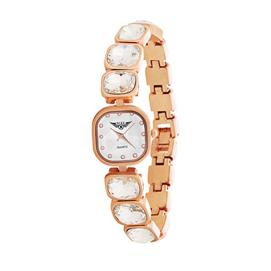 Xcel 6110 Analog Watch for Women   RoseGold