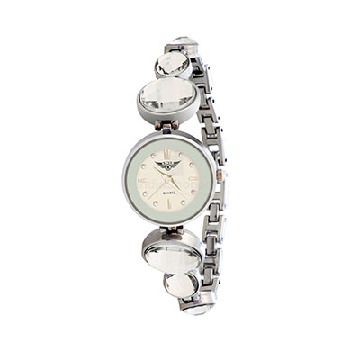 Xcel 7158 Analog Watch for Women White