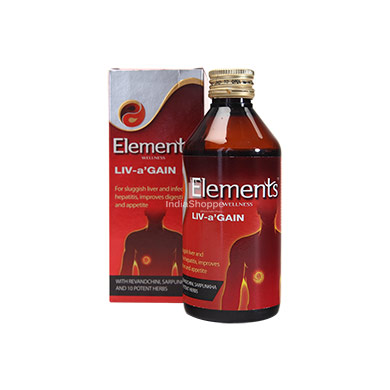 Elements Liv a Gain Liquid 200ML