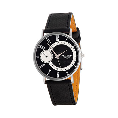 Xcel 6663 5 Analog Watch for Men Black