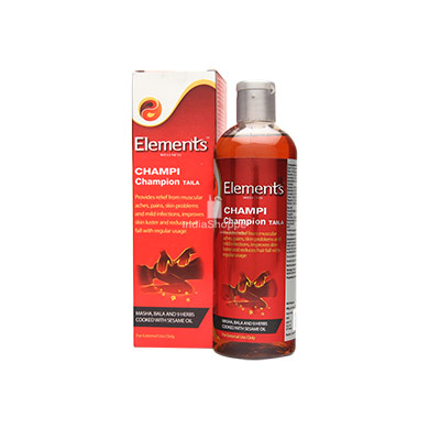 Elements Champi Champion Tailam 200Ml
