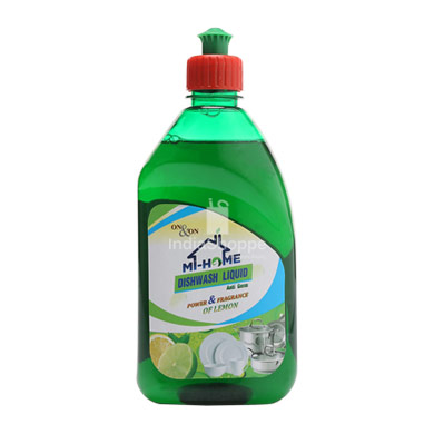 On On DISH WASH LIQUID GEL CONCENTRATE 500 ML