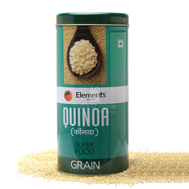 ELEMENTS QUINOA GRAIN 500 GMS
