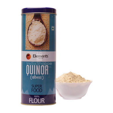 ELEMENTS QUINOA FLOUR 500 GMS