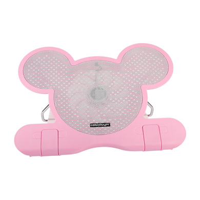 E Table Cooling Pad Pink
